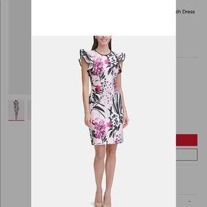 Tommy Hilfiger Size 6 Floral Dress